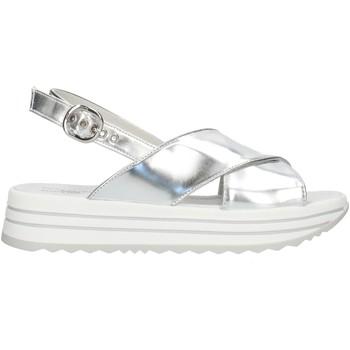 kengät Tytöt Sandaalit ja avokkaat NeroGiardini E031621F Silver
