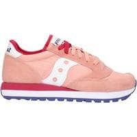 kengät Naiset Matalavartiset tennarit Saucony S1044569 Pink