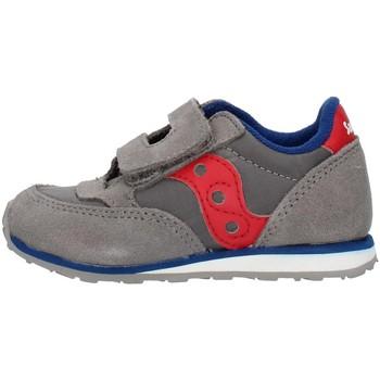 kengät Pojat Matalavartiset tennarit Saucony SL259641 Grey