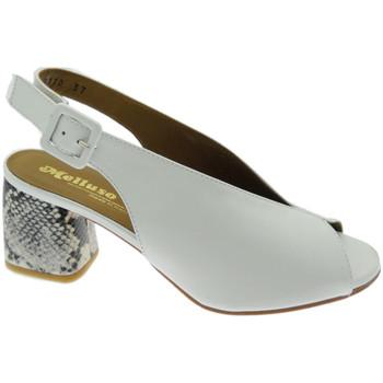 kengät Naiset Sandaalit ja avokkaat Melluso MEN622PTbi bianco