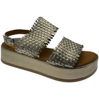 kengät Naiset Sandaalit ja avokkaat Melluso MEK56003hat marrone