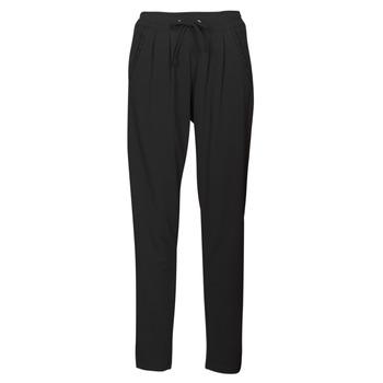 vaatteet Naiset Chino-housut / Porkkanahousut JDY JDYCATIA Black