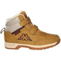 kengät Lapset Bootsit Kappa Bright Mid K Beesit, Hunajan värinen