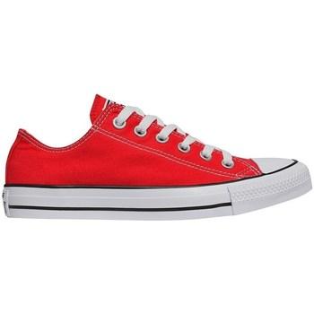 kengät Matalavartiset tennarit Converse Chuck Taylor All Star Punainen