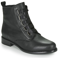 kengät Naiset Bootsit Betty London NAMA Black