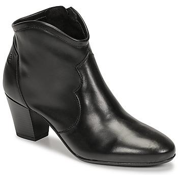 kengät Naiset Nilkkurit Betty London NORIANE Black
