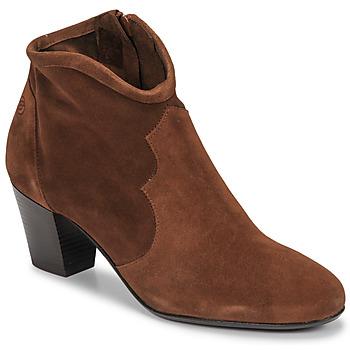 kengät Naiset Nilkkurit Betty London NORIANE Camel