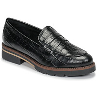 kengät Naiset Mokkasiinit Betty London NOUMA Black / Croc