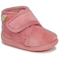 kengät Tytöt Tossut Citrouille et Compagnie HALI Pink