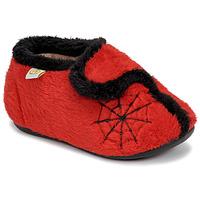 kengät Tytöt Tossut Citrouille et Compagnie NOLIROSSO Red