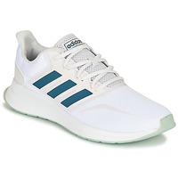 kengät Matalavartiset tennarit adidas Performance RUNFALCON White