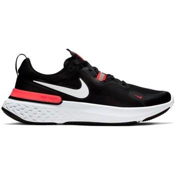 kengät Miehet Juoksukengät / Trail-kengät Nike React Miler Mustat
