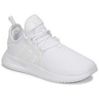 kengät Lapset Matalavartiset tennarit adidas Originals X_PLR C White