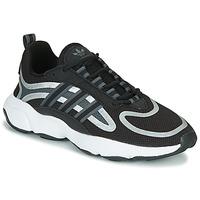 kengät Matalavartiset tennarit adidas Originals HAIWEE J Musta / Harmaa