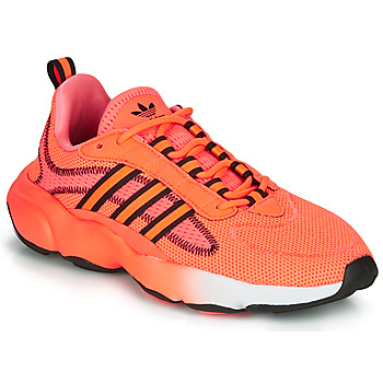 kengät Naiset Matalavartiset tennarit adidas Originals HAIWEE J Orange / Black