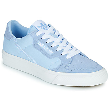 kengät Matalavartiset tennarit adidas Originals CONTINENTAL VULC Blue
