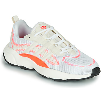 kengät Lapset Matalavartiset tennarit adidas Originals HAIWEE W White