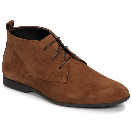 kengät Miehet Bootsit Carlington EONARD Ruskea