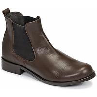 kengät Naiset Bootsit So Size NITINE Brown