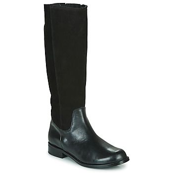 kengät Naiset Saappaat So Size NEOLE Black