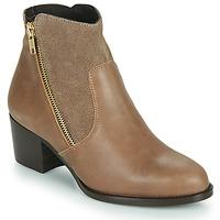 kengät Naiset Nilkkurit So Size FELICIO Camel