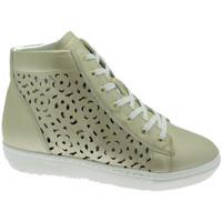kengät Naiset Bootsit Calzaturificio Loren LOC3886be tortora