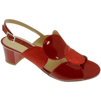 kengät Naiset Sandaalit ja avokkaat Soffice Sogno SOSO20123ro rosso