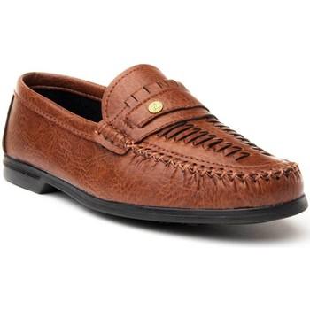 kengät Miehet Mokkasiinit Montevita 65799 LEATHER