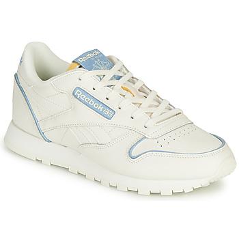 kengät Matalavartiset tennarit Reebok Classic CL LTHR White