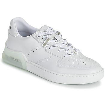kengät Naiset Matalavartiset tennarit Coach CITYSOLE Valkoinen