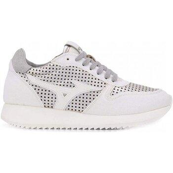 kengät Naiset Matalavartiset tennarit Mizuno D1GC196003 ETAMIN Grey