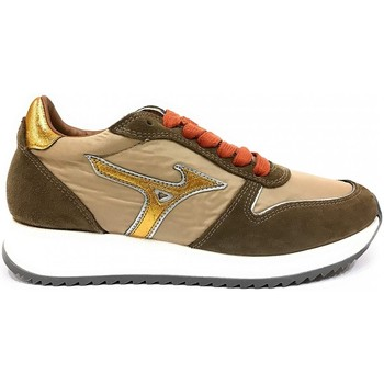 kengät Naiset Matalavartiset tennarit Mizuno D1GE181352 ETAMIN 2 Brown