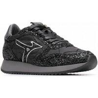 kengät Naiset Matalavartiset tennarit Mizuno D1GE181409 ETAMIN 2 Black