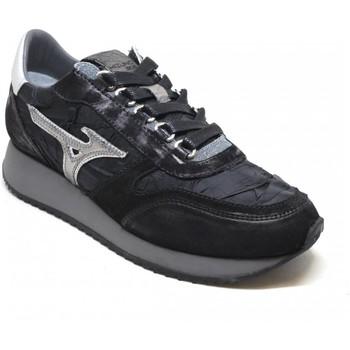 kengät Naiset Matalavartiset tennarit Mizuno D1GE180709 NAOS 2 Black