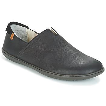 kengät Miehet Tennarit El Naturalista EL VIAJERO Black