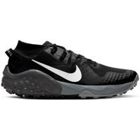 kengät Miehet Juoksukengät / Trail-kengät Nike Wildhorse 6 M Mustat