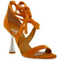 kengät Naiset Sandaalit ja avokkaat Priv Lab CHIFFON AMBER Giallo