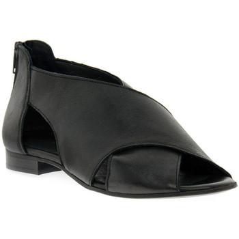 kengät Naiset Sandaalit ja avokkaat Priv Lab ROSSELLA  KENT NERO Nero
