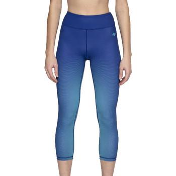 vaatteet Naiset Legginsit 4F Women's Functional Trousers H4L20-SPDF008-91A Bleu