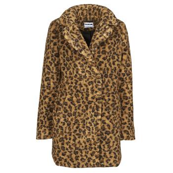 vaatteet Naiset Paksu takki Noisy May NMGABI Brown