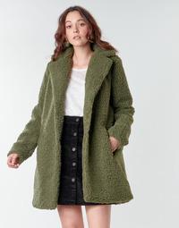 vaatteet Naiset Paksu takki Noisy May NMGABI Kaki
