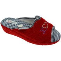 kengät Naiset Tossut Cristina CRIS24ros rosso