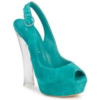 kengät Naiset Sandaalit ja avokkaat Casadei  Blue