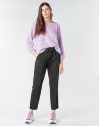 vaatteet Naiset 5-taskuiset housut Betty London NOXE Black