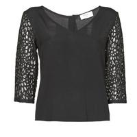 vaatteet Naiset Topit / Puserot Betty London NIXE Black