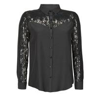 vaatteet Naiset Paitapusero / Kauluspaita Moony Mood NEXXI Black