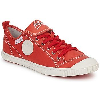kengät Naiset Matalavartiset tennarit Pataugas BROOKS Red