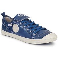 kengät Naiset Matalavartiset tennarit Pataugas BROOKS Blue