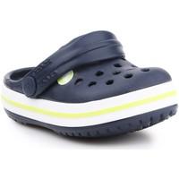 kengät Lapset Puukengät Crocs Crocband Clog K 204537-42K navy