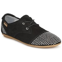 kengät Naiset Derby-kengät Pataugas SWING Black